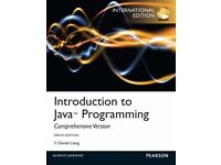 Introduction to Java Programming, Comprehensive Version, by Y.Daniel Liang