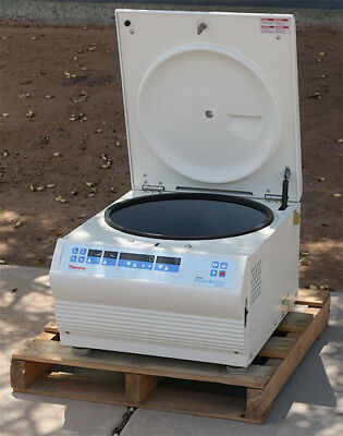 Thermo Scientific Sorvall Legend Mach 1.6 Tabletop Centrifuge
