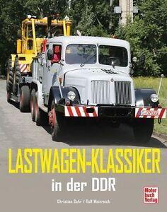 Suhr, Christian: Lastwagen - Klassiker in der DDR / Buch NEU ovp