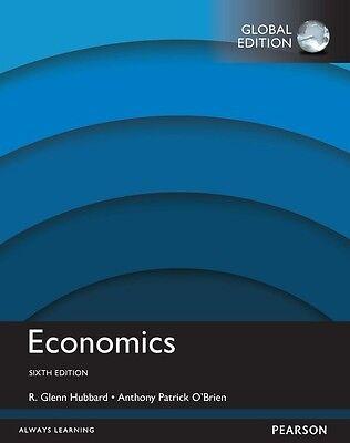 Economics (6th Edition)  by Hubbard/O'Brien