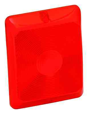 Replacement Red Lens for Bargman 84 Series Tail Light for RV / Camper