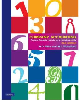 BRAND NEW, Postage included- Company Accounting textbook Browns Plains Logan Area Preview