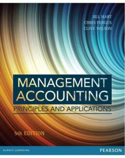 Accounting 5th edition in melbourne region vic gumtree australia management accounting principles and applications 5th edition fandeluxe Images