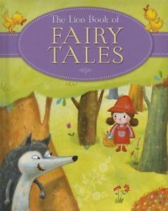 Lion Book of Fairy Tales von Julia Stone (2015, Gebunden)