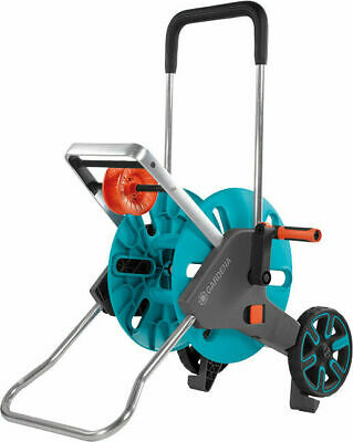 GARDENA CleverRoll M Easy: Hose trolley with up to 60 m capacity, especially