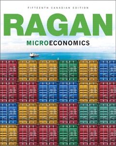 Ragan Microeconomics 15E PLUS MyLab + eText