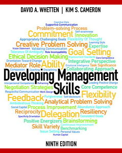 Developping Management Skills (9th edition)
