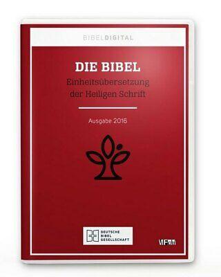 Die Bibel - Einheitsübersetzung der Heiligen Schrift, 1 CD-ROM Revidierte Ausga ()