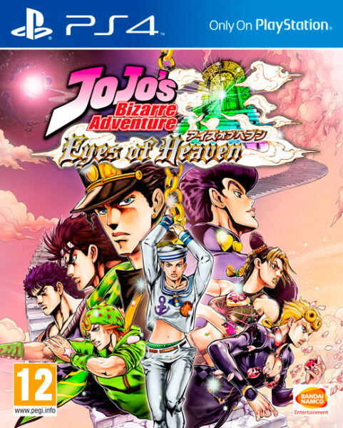 JoJo's Bizarre Adventure: Eyes Of Heaven (brand New