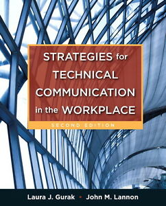 Strategies for Technical Communication in the Workplace 2nd Ed Cambridge Kitchener Area image 1