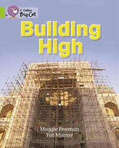 Big Cat - Building High  BOOK NEU