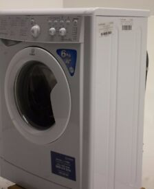 54 Indesit IWSC51051 6kg 1000 Spin White A+ Rated Washing Machine 1 YEAR GUARANTEE FREE DEL N FIT