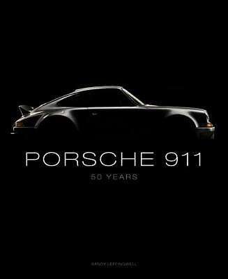 PORSCHE 911: 50 Years Book ~ History~901~RS~Turbo~959~993~996~997~991~NEW HC!