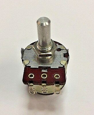 240003 2 Megohm M2m-b Spst Pull-switch 25 Mm Potentiometer Solder Terminals