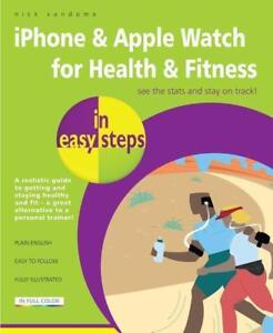 Getting-Healthy-with-iPhone-in-easy-steps-von-Nick-Vandome-2016-Taschenbuch