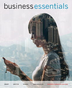 Business Essentials (Seventh Canadian Edition) West Island Greater Montréal image 1