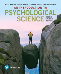 Revel for An Introduction to Psychological Science 2CE