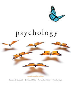 Psychology: Second Canadian Edition
