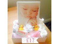 Baby Girls Essentials Hamper