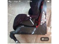 Britax Isofix car seat - until age 4