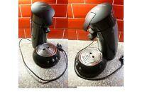 2x Philips Senseo Coffee Machine Pod Machine 2 Cups