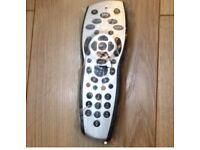 Sky HD remote rev 9