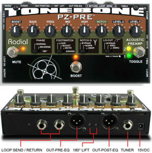 looking to buy a Radial Tonebone PZ-Preamp