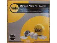 Yale 6200 Series Wireless Alarm Kit, Brand new in sealed box
