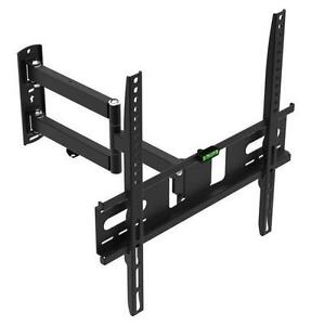 "Full Motion Tilt  TV Wall Mount 32"" to 47"" FREE Shipping"