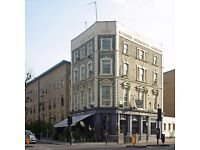 Maida Vale. Freshly renovated 1 double bedroom flat in great location.