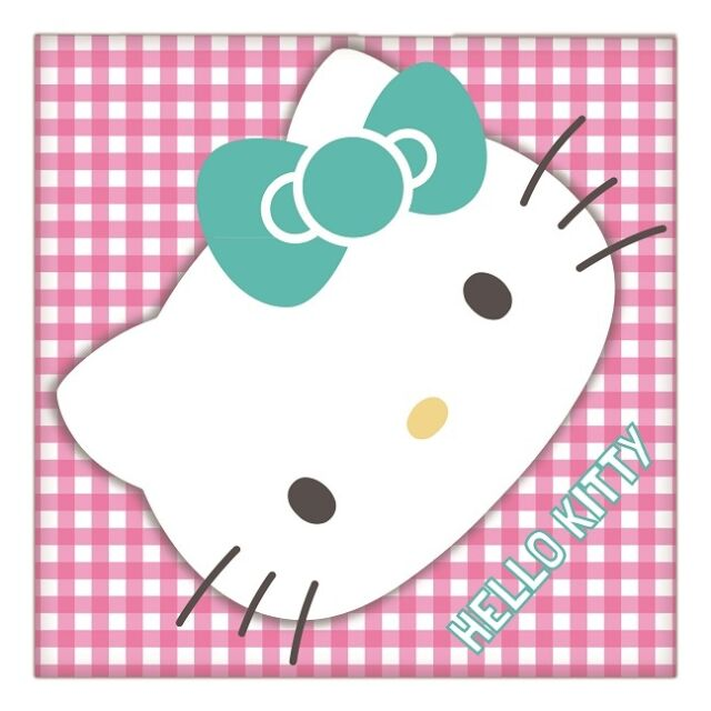 Hello Kitty Cupcake Pink 33cm Paper Party Napkins   Serviettes   Tissues 1-96pk
