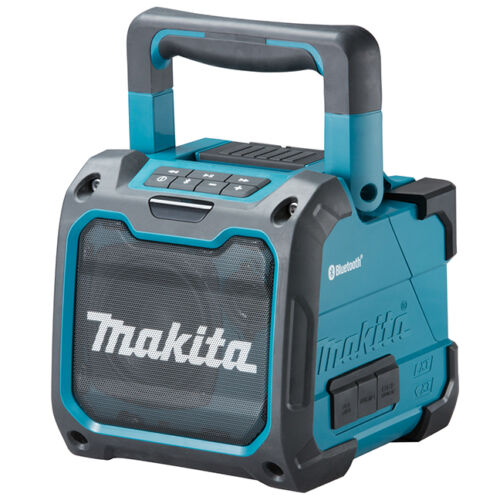 Cordless or Electric Jobsite Bluetooth Speaker