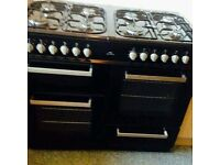 BARGAIN!!! £300 no offers immaculate condition dual fuel cooker