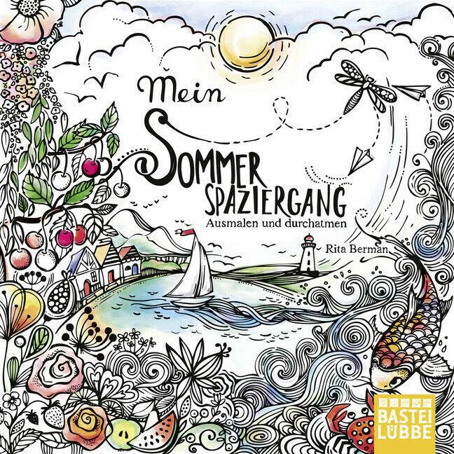 Mein Sommerspaziergang von Rita Berman (Portofrei)