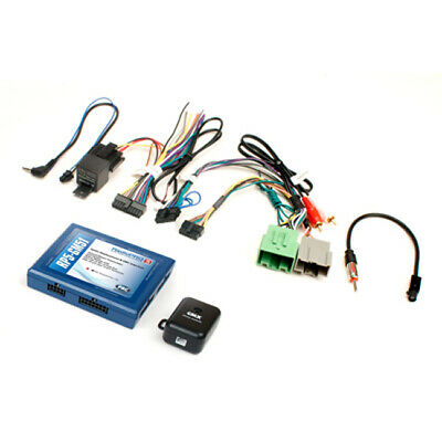 Pacific Accessory Interface Adapter - Car Radio, Gps Navigation System (rp5gm51) Pacific Accessory Interface-adapter