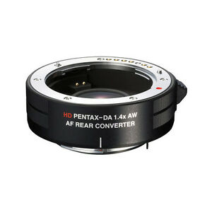 Pentax 1.4x HD DA AF Rear Converter AW