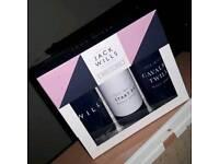 Jack Willis body spray trio gift set