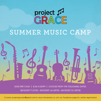 Summer Music Camp for Kids - Sign up Now!
