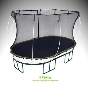 Parts for Springfree SF60E, 13 X 8 trampoline