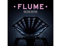 4 x Flume Tickets Warehouse Project 18/11/16