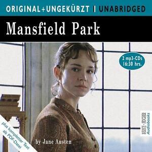 *NEU*  JANE AUSTEN - AUSTEN, JANE - MANSFIELD PARK