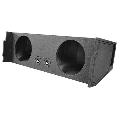 Vented Woofer - Qpower QBSUV12V Bomb Dual 12