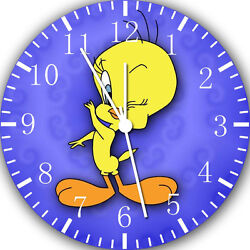 Tweety Bird wall Clock 10 will be nice Gift and Room wall Decor E99