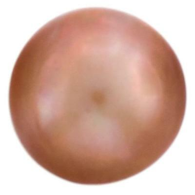 14MM PEACH MABE SOUTH PACIFIC OCEAN CULTURED LOOSE AAA JEWELRY-GRADE pearl