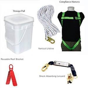 Peakworks RK4-50 Compliance Roofer's Kit
