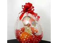 Tigger stuffed balloon kids baby birthday gift