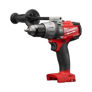 Milwaukee  #2704-20 M18 FUEL 1/2″ Hammer Drill Driver