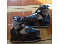 SFR ice skating boots