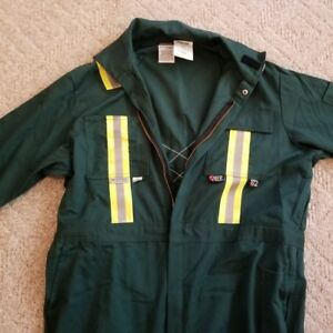 Never Used - 2 IFR Work Safety Coveralls - Size 48 T