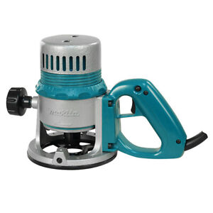 "Makita 3601B Router 1/2"" 1-3/8 HP D-Handle"